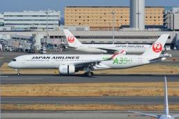 あまるめさんが、羽田空港で撮影した日本航空 A350-941の航空フォト(飛行機 写真・画像)