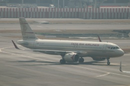 磐城さんが、スワンナプーム国際空港で撮影したビスタラ A320-251Nの航空フォト(飛行機 写真・画像)
