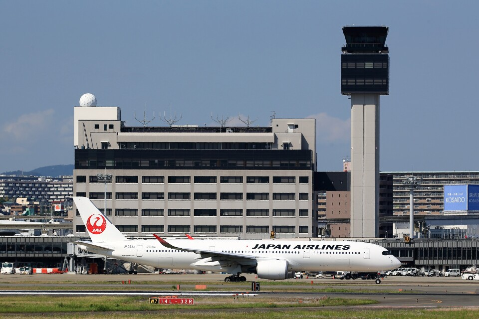 T.Sazenさんの日本航空 Airbus A350-900 (JA05XJ) 航空フォト