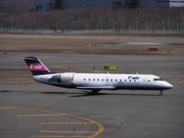 hachiさんが、新千歳空港で撮影したフェアリンク CL-600-2B19 Regional Jet CRJ-100LRの航空フォト(飛行機 写真・画像)