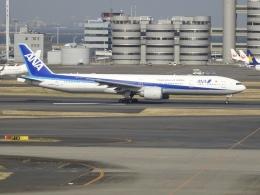 STAR711Aさんが、羽田空港で撮影した全日空 777-381/ERの航空フォト(飛行機 写真・画像)