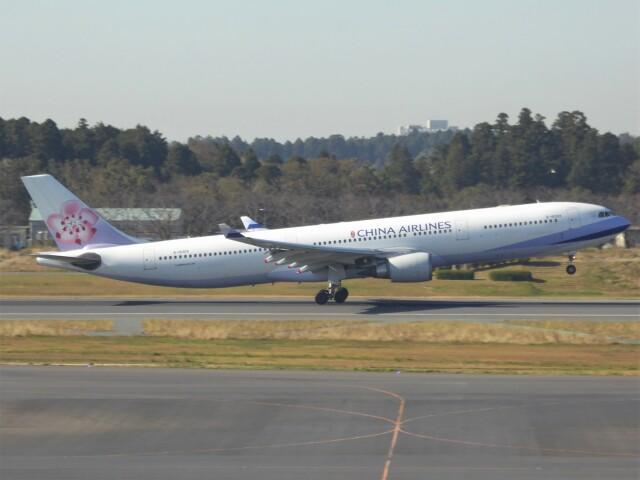 walker2000さんが、成田国際空港で撮影したチャイナエアライン A330-302の航空フォト(飛行機 写真・画像)