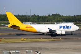 ▲®さんが、羽田空港で撮影したポーラーエアカーゴ 747-46NF/SCDの航空フォト(飛行機 写真・画像)