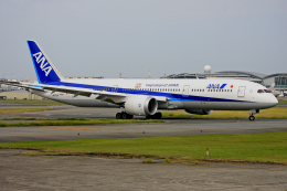 tsubameさんが、福岡空港で撮影した全日空 787-9の航空フォト(飛行機 写真・画像)