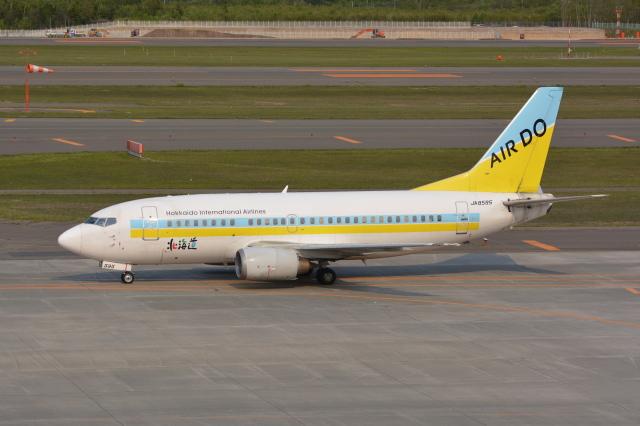Deepさんが、新千歳空港で撮影したAIR DO 737-54Kの航空フォト(飛行機 写真・画像)