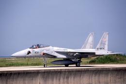 JAパイロットさんが、築城基地で撮影した航空自衛隊 F-15J Eagleの航空フォト(飛行機 写真・画像)