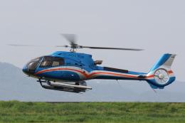 よっしぃさんが、岡南飛行場で撮影したオートパンサー EC130T2 (H130)の航空フォト(飛行機 写真・画像)