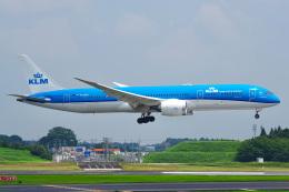 Tatsuya.Kさんが、成田国際空港で撮影したKLMオランダ航空 787-9の航空フォト(飛行機 写真・画像)