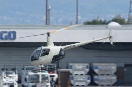 よっしぃさんが、高松空港で撮影した小川航空 R22 Betaの航空フォト(飛行機 写真・画像)