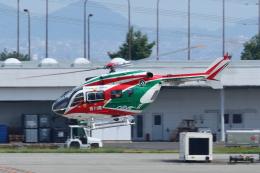 よっしぃさんが、高松空港で撮影した香川県防災航空隊 BK117C-2の航空フォト(飛行機 写真・画像)