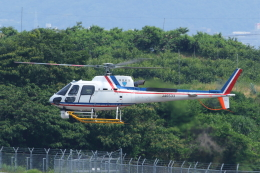よっしぃさんが、高松空港で撮影した四国航空 AS350B3 Ecureuilの航空フォト(飛行機 写真・画像)