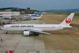 航空フォト:JA601J 日本航空 767-300