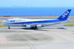 amagoさんが、羽田空港で撮影した全日空 747-481(D)の航空フォト(飛行機 写真・画像)