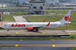 磐城さんが、クアラルンプール国際空港で撮影したライオン・エア 737-9GP/ERの航空フォト(飛行機 写真・画像)