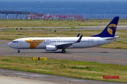 yabyanさんが、中部国際空港で撮影したMIATモンゴル航空 737-8SHの航空フォト(飛行機 写真・画像)