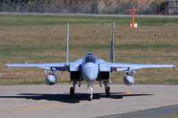 TAKAHIDEさんが、三沢飛行場で撮影した航空自衛隊 F-15J Eagleの航空フォト(飛行機 写真・画像)
