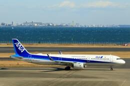 ☆ライダーさんが、羽田空港で撮影した全日空 A321-272Nの航空フォト(飛行機 写真・画像)
