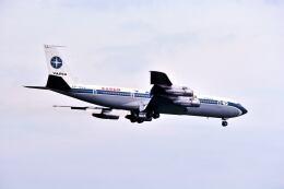 パール大山さんが、成田国際空港で撮影したヴァリグ 707-324Cの航空フォト(飛行機 写真・画像)