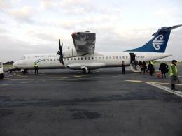TA27さんが、クライストチャーチ国際空港で撮影したマウントクック・エアライン ATR 72-212の航空フォト(飛行機 写真・画像)