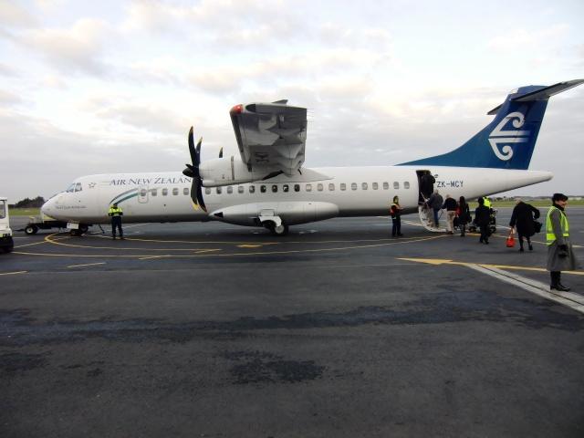 クライストチャーチ国際空港 - Christchurch International Airport [CHC/NZCH]で撮影されたクライストチャーチ国際空港 - Christchurch International Airport [CHC/NZCH]の航空機写真