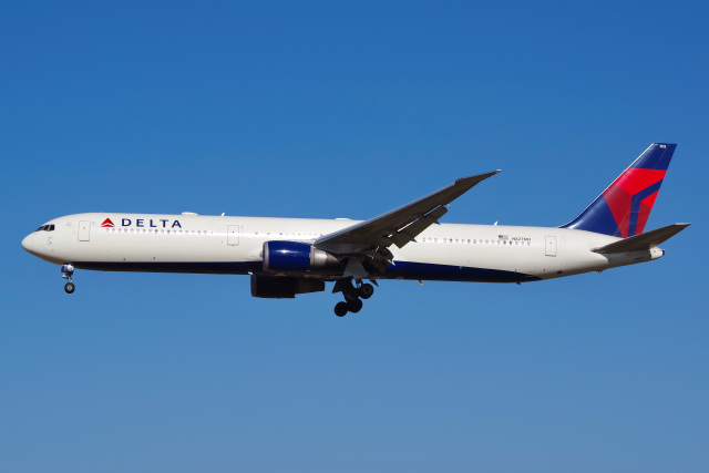 Tatsuya.Kさんが、成田国際空港で撮影したデルタ航空 767-432/ERの航空フォト(飛行機 写真・画像)