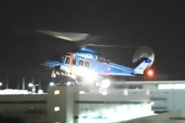 木人さんが、成田国際空港で撮影した千葉県警察 AW139の航空フォト(飛行機 写真・画像)