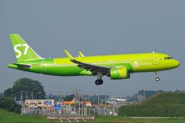 Tatsuya.Kさんが、成田国際空港で撮影したS7航空 A320-271Nの航空フォト(飛行機 写真・画像)