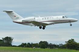 デデゴンさんが、石見空港で撮影した国土交通省 航空局 525C Citation CJ4の航空フォト(飛行機 写真・画像)