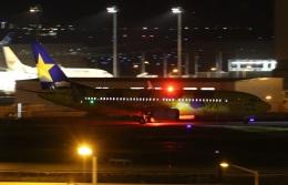 VIPERさんが、羽田空港で撮影したスカイマーク 737-8ALの航空フォト(飛行機 写真・画像)