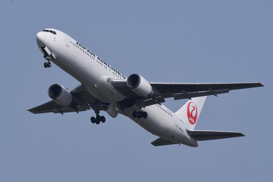 TOPAZ102さんの日本航空 Boeing 767-300 (JA601J) 航空フォト