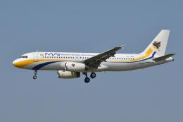 Deepさんが、成田国際空港で撮影したミャンマー国際航空 A320-231の航空フォト(飛行機 写真・画像)