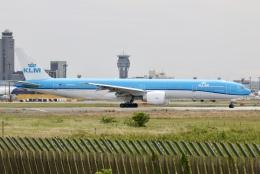 NIKEさんが、成田国際空港で撮影したKLMオランダ航空 777-306/ERの航空フォト(飛行機 写真・画像)