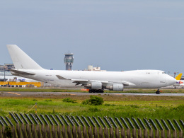 Mame @ TYOさんが、成田国際空港で撮影したアトラス航空 747-4KZF/SCDの航空フォト(飛行機 写真・画像)