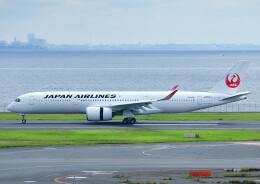 じーく。さんが、羽田空港で撮影した日本航空 A350-941の航空フォト(飛行機 写真・画像)
