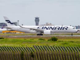 Mame @ TYOさんが、成田国際空港で撮影したフィンエアー A350-941の航空フォト(飛行機 写真・画像)