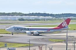 sonnyさんが、成田国際空港で撮影したカーゴルクス・イタリア 747-4R7F/SCDの航空フォト(飛行機 写真・画像)