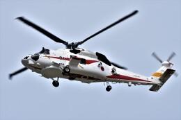 MSN/PFさんが、名古屋飛行場で撮影した三菱重工業 XSH-60Lの航空フォト(飛行機 写真・画像)