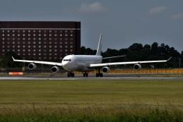 harahara555さんが、成田国際空港で撮影したハイ・フライ・マルタ A340-313Xの航空フォト(飛行機 写真・画像)