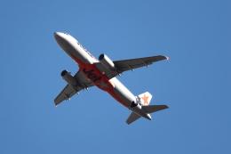 TAKAHIDEさんが、成田国際空港で撮影したジェットスター・ジャパン A320-232の航空フォト(飛行機 写真・画像)