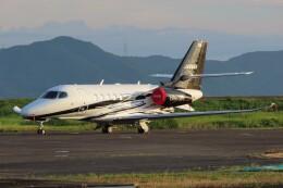 F.YUKIHIDEさんが、岡南飛行場で撮影したグラフィック Citation Latitude(680A)の航空フォト(飛行機 写真・画像)
