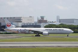 航空フォト:JA751J 日本航空 777-300