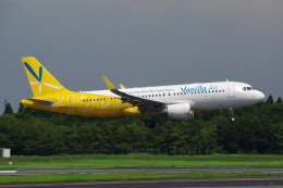 Tatsuya.Kさんが、成田国際空港で撮影したバニラエア A320-214の航空フォト(飛行機 写真・画像)