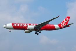 Tatsuya.Kさんが、成田国際空港で撮影したタイ・エアアジア・エックス A330-941の航空フォト(飛行機 写真・画像)