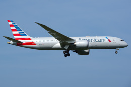 Tatsuya.Kさんが、成田国際空港で撮影したアメリカン航空 787-8 Dreamlinerの航空フォト(飛行機 写真・画像)