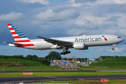 Tatsuya.Kさんが、成田国際空港で撮影したアメリカン航空 777-223/ERの航空フォト(飛行機 写真・画像)
