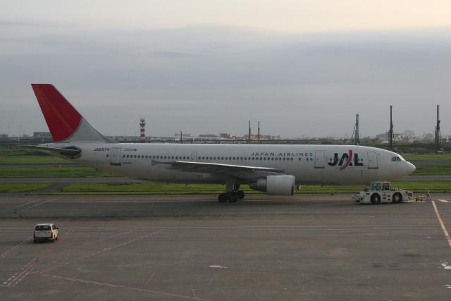Sharp Fukudaさんが、羽田空港で撮影した日本航空 A300B4-622Rの航空フォト(飛行機 写真・画像)