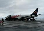 NikomD750さんが、コナ国際空港で撮影したアロハ航空 737-2Y5/Advの航空フォト(飛行機 写真・画像)