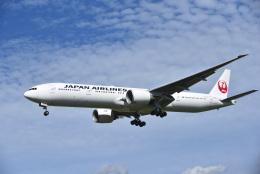 航空フォト:JA736J 日本航空 777-300