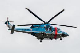 Tak Ouchiさんが、富山空港で撮影した富山県警察 AW139の航空フォト(飛行機 写真・画像)