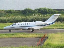 F.YUKIHIDEさんが、岡南飛行場で撮影したアルペン 525A Citation CJ2の航空フォト(飛行機 写真・画像)